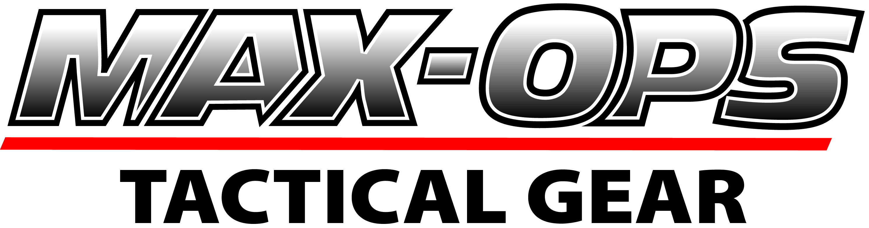 MAX-OPS_ Tactical Gear logo