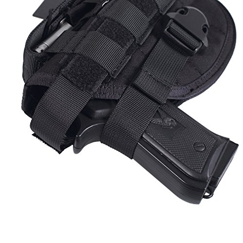 OneTigris-Tactical-Molle-Modular-Pistol-Holster-with-Mag-Pouch-for-Right-Handed-Shooters-1911-45-92-96-Glock-0-3