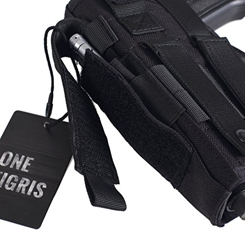 OneTigris-Tactical-Molle-Modular-Pistol-Holster-with-Mag-Pouch-for-Right-Handed-Shooters-1911-45-92-96-Glock-0-4