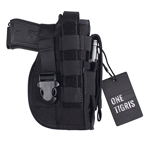 OneTigris-Tactical-Molle-Modular-Pistol-Holster-with-Mag-Pouch-for-Right-Handed-Shooters-1911-45-92-96-Glock-0