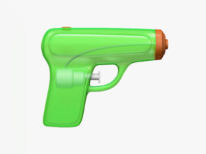 This is the proposed icon instead of Apple's pistol emoji. (Photo: Apple)